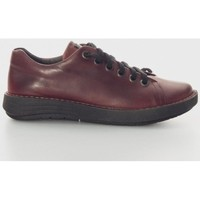 Zapatos Mujer Derbie Chacal 5620 Rouge