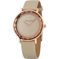 Relojes & Joyas Mujer Relojes analógicos Jacques Lemans 1-2054D, Quartz, 37mm, 5ATM Oro
