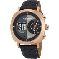 Relojes & Joyas Hombre Relojes analógicos Jacques Lemans 1-2058C, Quartz, 44mm, 5ATM Oro