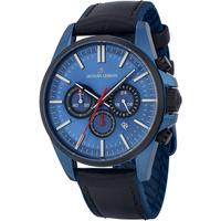 Relojes & Joyas Hombre Relojes analógicos Jacques Lemans 1-2119C, Quartz, 44mm, 10ATM Azul