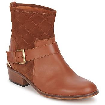 Zapatos Mujer Botas de caña baja Emma Go LAWRENCE Marrón