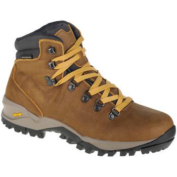 Zapatos Hombre Senderismo Cmp Astherian Marron
