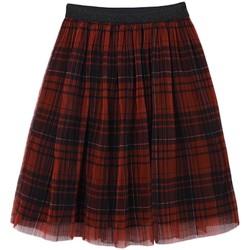 textil Niña Faldas Mayoral Falda tul Rojo