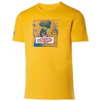 textil Niños Camisetas manga corta Kelme CAMISETA NO RULES Amarillo