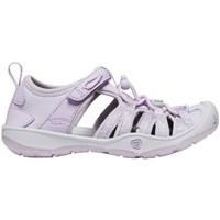 Zapatos Niños Bailarinas-manoletinas Keen Moxie Sandal Rosa