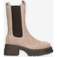 Zapatos Mujer Botas urbanas Inuovo 753125 Beige