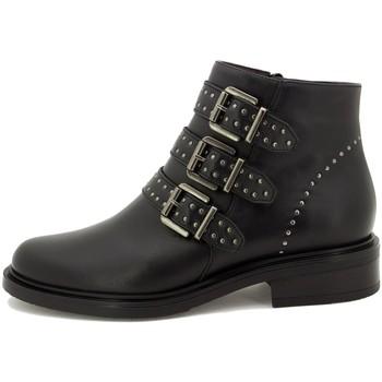 Zapatos Mujer Botines Piesanto 215347 Negro