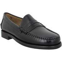 Zapatos Hombre Mocasín Sebago 140363 Negro