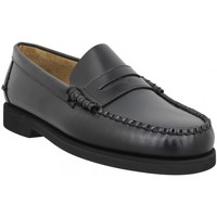 Zapatos Hombre Mocasín Sebago 140377 Negro