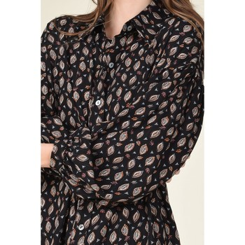 textil Mujer Camisas Molly Bracken CAMISA CHICA  LA669BA21 Negro