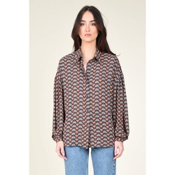 textil Mujer Camisas Molly Bracken CAMISA CHICA  LA669CH21 Azul