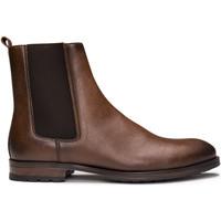 Zapatos Hombre Botas de caña baja Nae Vegan Shoes Basti_Brown Marrón