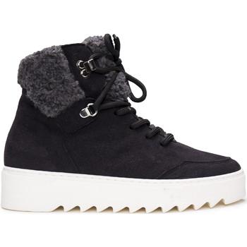 Zapatos Mujer Zapatillas altas Nae Vegan Shoes Bego_Black Negro