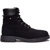 Zapatos Mujer Botas de caña baja Nae Vegan Shoes Gadea_Black Negro