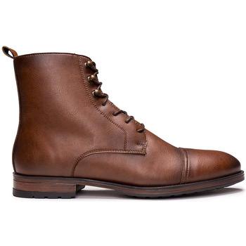 Zapatos Hombre Botas de caña baja Nae Vegan Shoes Lore_Brown Marrón