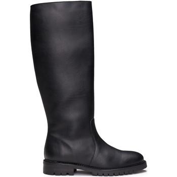Zapatos Mujer Botas urbanas Nae Vegan Shoes Tabita_Black Negro