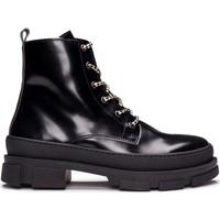 Zapatos Mujer Botas de caña baja Nae Vegan Shoes Verana_Black Negro