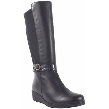 Zapatos Mujer Botas urbanas Pepe Menargues Bota señora  1111 negro Negro