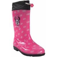 Zapatos Niña Botas de agua Cerda Bota de agua niña CERDÁ 2300004878 rosa Multicolor