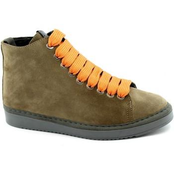 Zapatos Mujer Zapatillas altas Wave WAV-I21-1105-CT Marrone