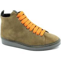 Zapatos Hombre Botas de caña baja Wave WAV-I21-5053-CT Marrone