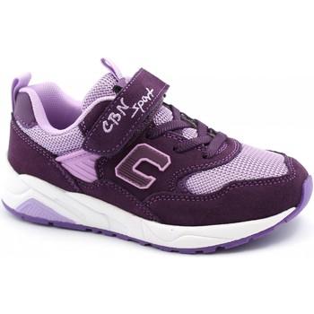 Zapatos Niños Zapatillas bajas Balocchi BAL-I21-818342-VI-b Viola