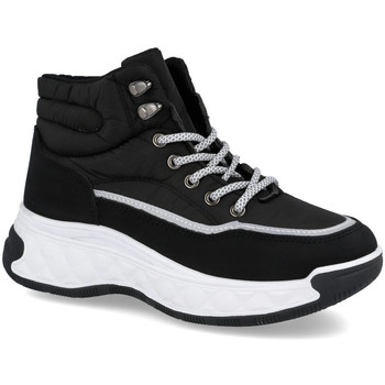 Zapatos Mujer Botines L&R Shoes MS3003 NEGRO