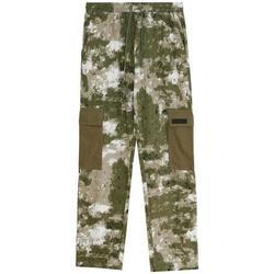 textil Hombre Pantalón cargo Sixth June Pantalon  Cargo Camouflage vert camouflage