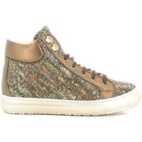 Zapatos Niños Zapatillas altas Alberto Guardiani GK22950G Marrón