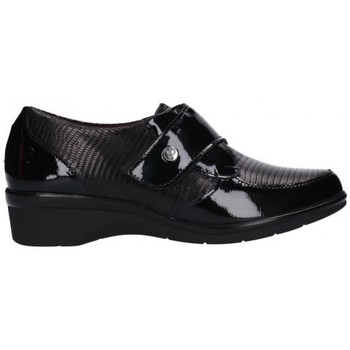 Zapatos Mujer Zapatos de tacón Pitillos 1015 Mujer Negro noir