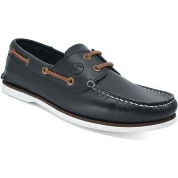 Zapatos Mujer Zapatos náuticos Seajure Náuticos Zlatni Azul marino