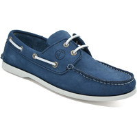 Zapatos Mujer Zapatos náuticos Seajure Náuticos Trebaluger Azul