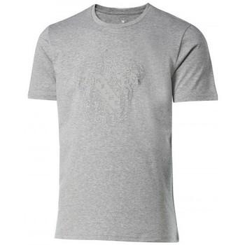 textil Niños Camisetas manga corta Kelme CAMISETA COLLEGE GRIS/CARBON