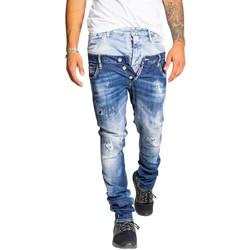 textil Hombre Vaqueros slim Dsquared S71LB0817 Blu