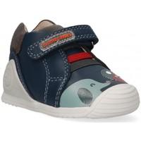 Zapatos Niño Zapatillas bajas Biomecanics 57348 azul