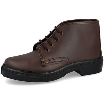 Zapatos Hombre Zapatos de trabajo L&R Shoes 009 MARRON