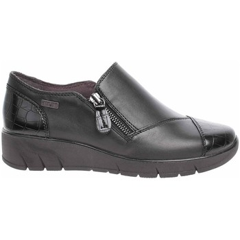 Zapatos Mujer Mocasín Jana 882460027055 Negros