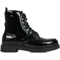 Zapatos Mujer Botas de caña baja British Knights Blake Negro