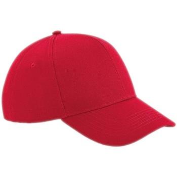 Accesorios textil Gorra Beechfield B18 Rojo Clásico