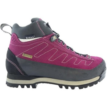 Zapatos Hombre Senderismo Bestard Botas  Nova Lady Gore-Tex Violeta