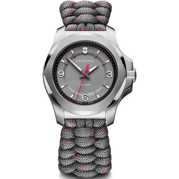 Relojes & Joyas Mujer Relojes analógicos Victorinox 241920, Quartz, 37mm, 10ATM Plata