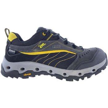 Zapatos Hombre Senderismo Bestard Zapatos  Space Low Gore-Tex Negro