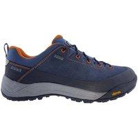 Zapatos Hombre Senderismo Bestard Zapatillas  Mestral Gore-Tex Azul
