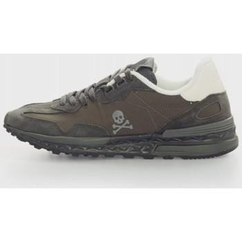 Zapatos Hombre Zapatillas bajas Scalpers NEW HARRY SNEAKERS Gris