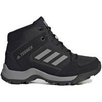 Zapatos Niños Botas de caña baja adidas Originals Terrex Hyperhiker K Negros