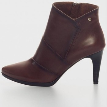 Zapatos Mujer Botines Kamome SARA44 Marron