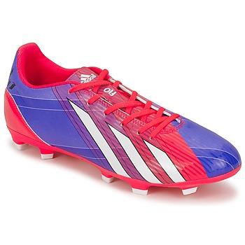 Zapatos Hombre Fútbol adidas Performance F10 TRX FG Azul / Blanco / Rojo