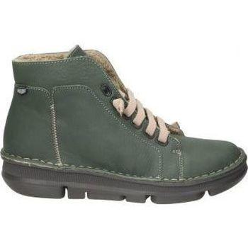 Zapatos Mujer Botines On Foot BOTINES  O29001 MODA JOVEN KHAKI Vert