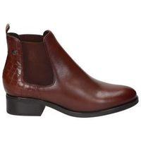 Zapatos Mujer Low boots Tarke BOTINES KAOLA- 7055 SEÑORA WHISKY Marron