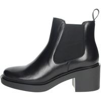 Zapatos Mujer Botas de caña baja Frau 80L3 Negro